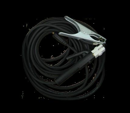 Комплект сварочных кабелей для электродуговой сварки (до 500А)